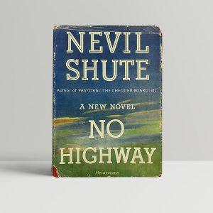 nevil shute no highway first edition 1948