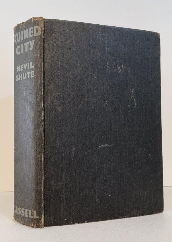 nevil shute ruined city first uk edition 1938 img 2895 2