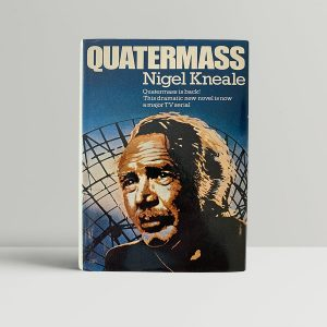 nigel kneale quatermass first uk edition 1979