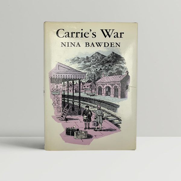 nina bawden carries war first uk edition 1973