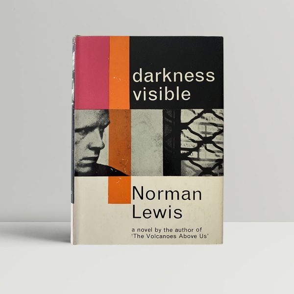 norman lewis darkness visible first uk edition 1960 signed