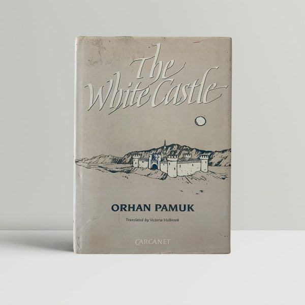 pamuk orhan the white castle first uk edition 1990 2 1