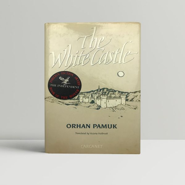 pamuk orhan the white castle first uk edition 1990