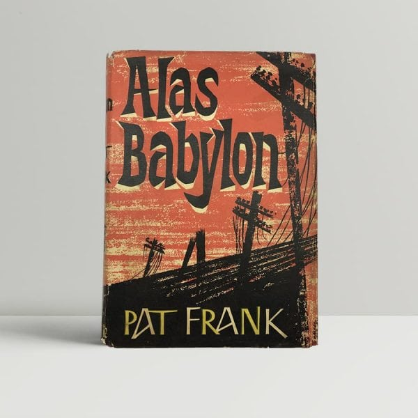 pat frank alas babylon first uk edition 1959