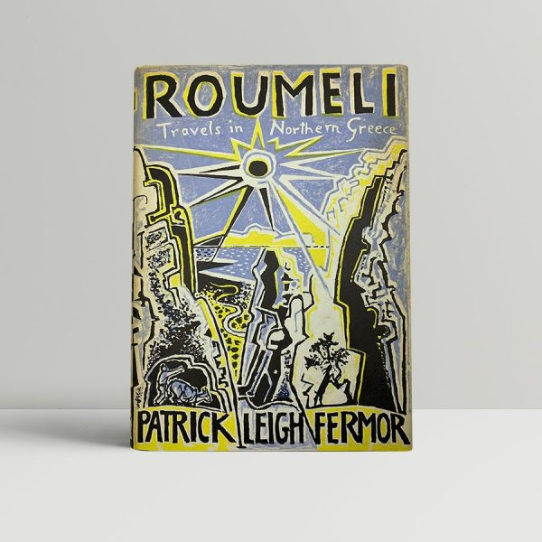 patrick leigh fermor roumeli first uk edition 1966 signeddoodledinscribed