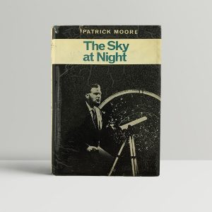patrick moore the sky at night first uk edition 1964 2