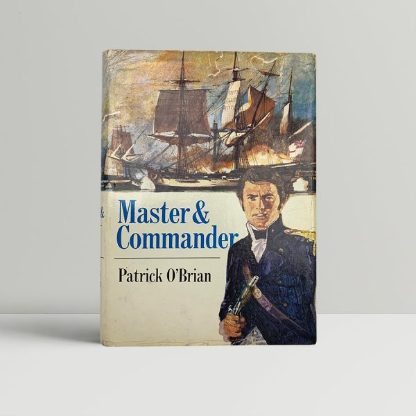 patrick obrian master and commander first uk edition 1970