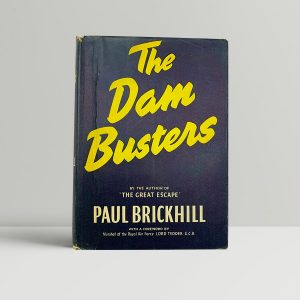 paul brickhill the dam busters first uk edition 1951 2