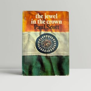 paul scott the jewel in the crown first uk edition 1966 2