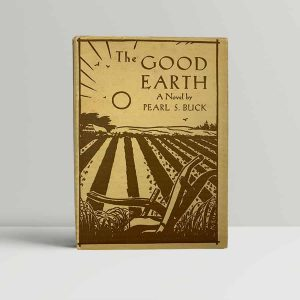 pearl s buck the good earth first uk edition 1931