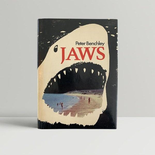 peter benchley jaws first uk edition 1974