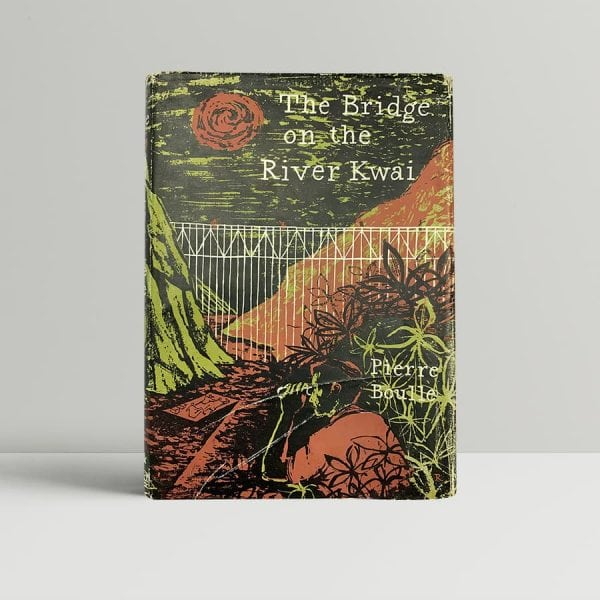 pierre boulle the bridge on the river kwai first uk edition 1954 3