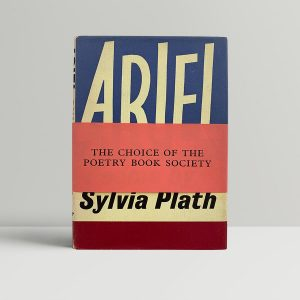plath sylvia ariel first uk edition 1965 2