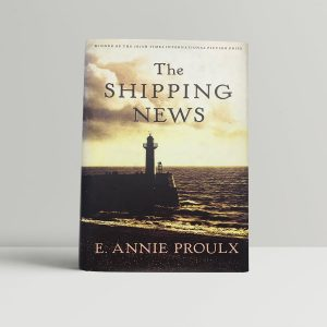 proulx e annie the shipping news first uk edition
