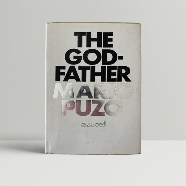 puzo mario the godfather first uk edition 1969