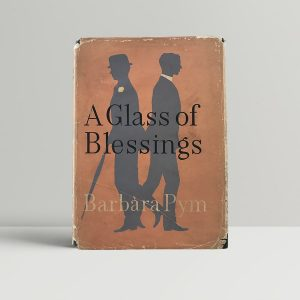 pym barbara a glass of blessings first uk
