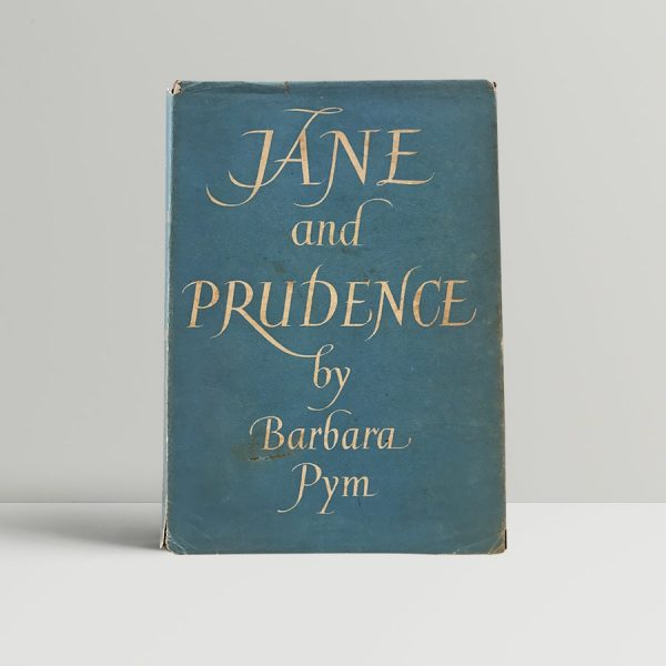 pym barbara jane and prudence first uk edition 1953