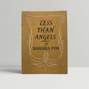 pym barbara less than angels first uk edition 1955