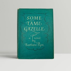 pym barbara some tame gazelle first uk edition 1950 signed