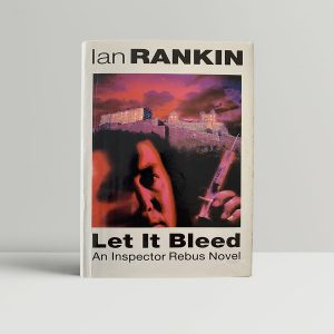 rankin ian let it bleed first uk edition 1995 signed