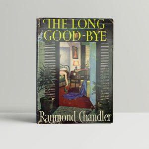 raymond chandler the little sister first uk edition 1949