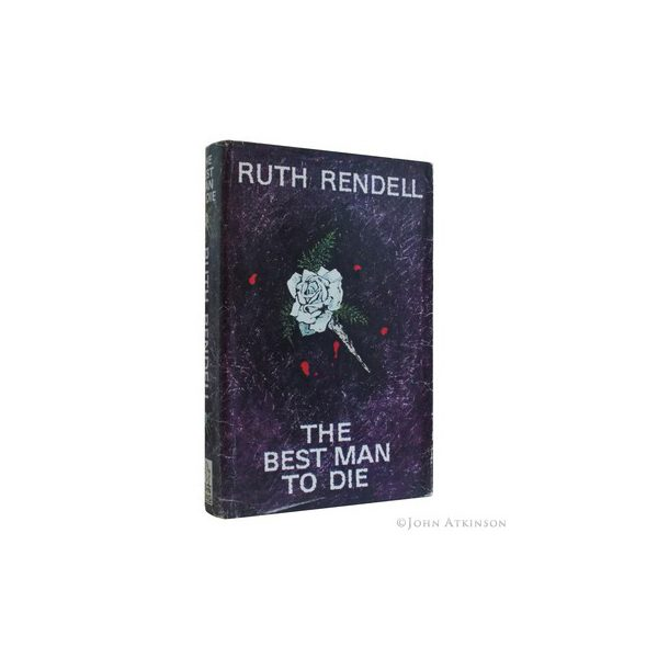 rendell ruth the best man to die first uk edition 1969 1