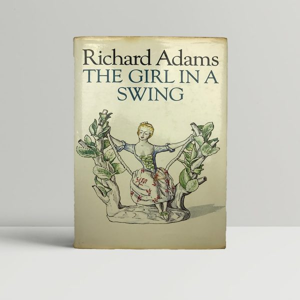 richard adams the girl in the swing first uk edition 1980 9846