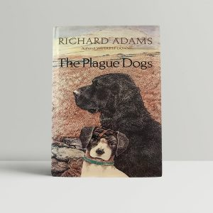 richard adams the plague dogs first uk edition 1977 signed 2