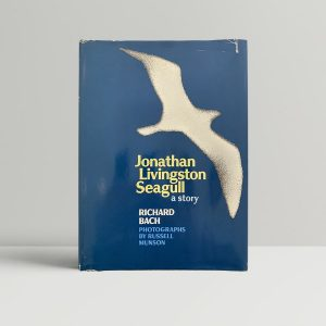richard bach jonathan livingston seagull first uk edition 1972