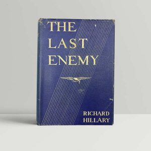 richard hillary the last enemy first uk edition 1942 2
