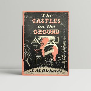 richards j m castles on the ground first uk edition 1946