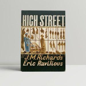 richards j m ravilious eric high street