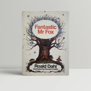 roald dahl fantastic mr fox first uk edition 1970