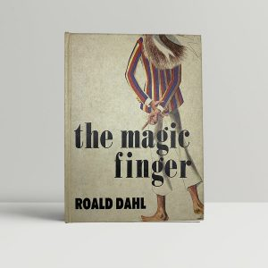 roald dahl the magic finger first uk edition 1968