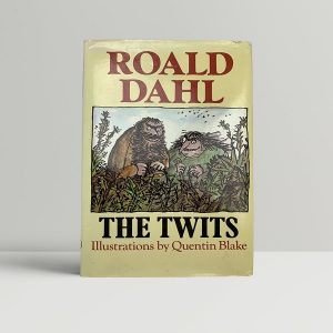 roald dahl the twits first uk edition 1980
