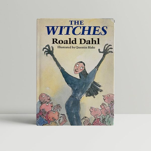 roald dahl the witches first uk edition 1983 11495