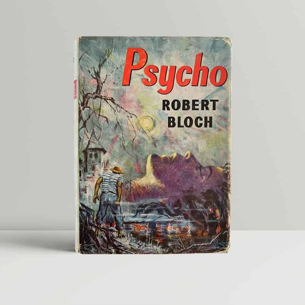 robert bloch psycho first uk edition 1959