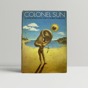 robert markham kingsley amis colonel sun first uk edition 1968