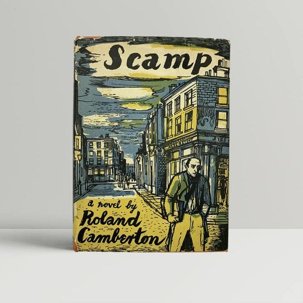 roland camberton scamp first uk edition 1950