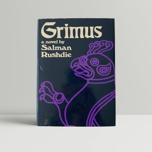 salman rushdie grimus first uk edition 1975
