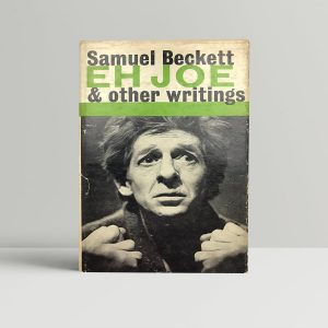 samuel beckett eh joe first uk edition 1967
