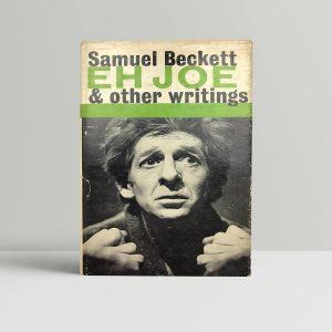 samuel beckett eh joe first uk edition 1967