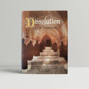 sansom c j dissolution first uk edition 2003