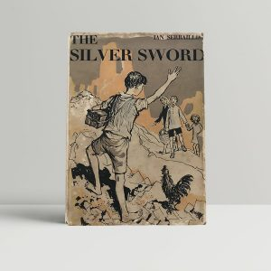 serraillier ian the silver sword first uk edition 1956 3