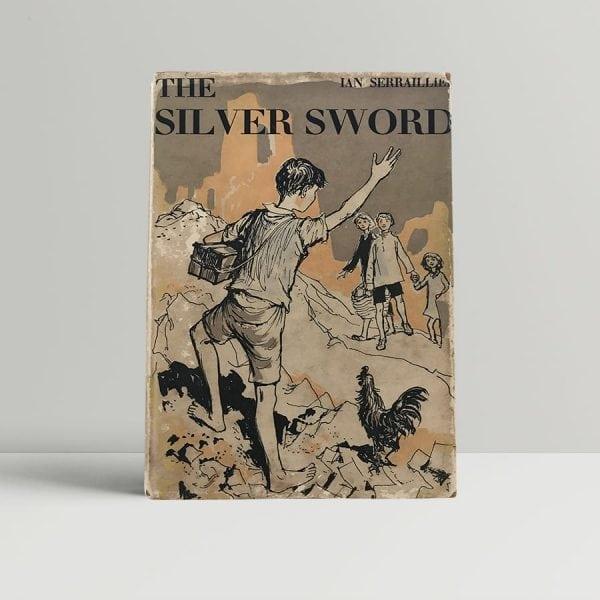serraillier ian the silver sword first uk edition 1956 3