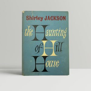shirley jackson the haunting of hill house first uk edition 1960