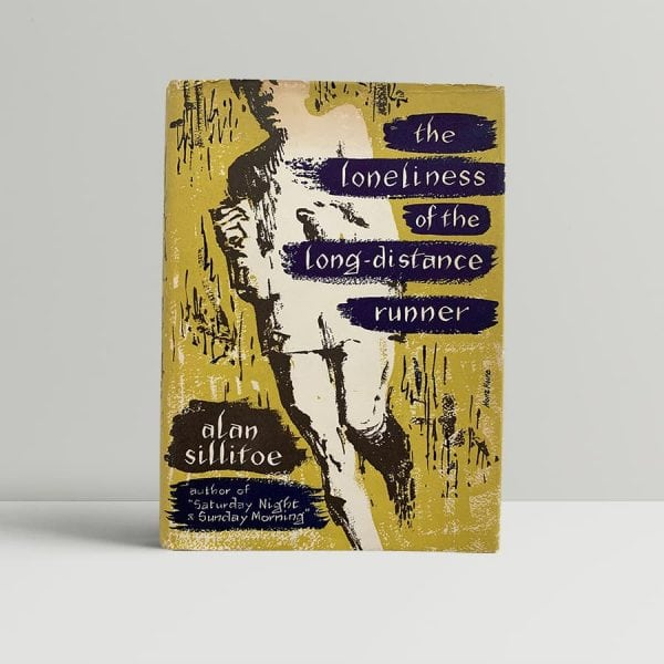 sillitoe alan the loneliness of the long distance runner first signed