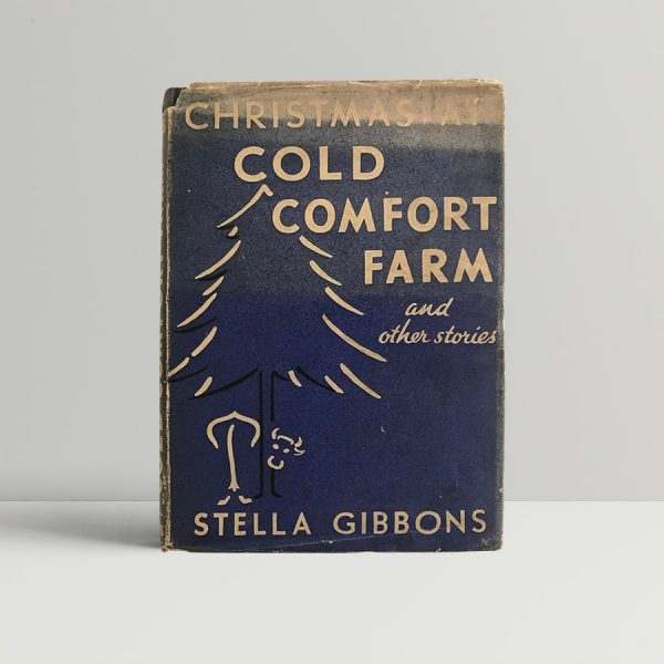 stella gibbons christmas at cold comfort farm first uk edition 1940