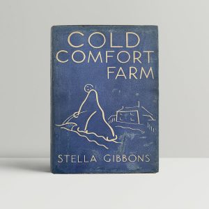 stella gibbons cold comfort farm first uk edition 1932