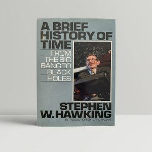 stephen hawking a brief history of time first uk edition 1988